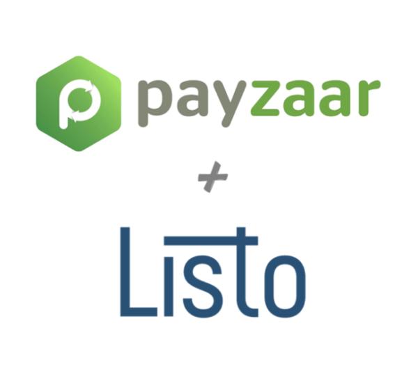 Listo intègre Payzaar le fournisseurs de solutions global de paie